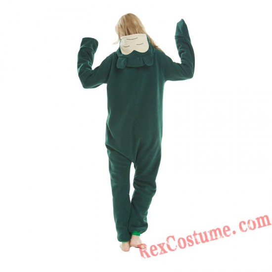 Adult Kabi Beast Kigurumi Onesie Pajamas Cosplay Costumes