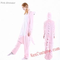 Adult Dinosaur Kigurumi Onesie Pajamas Cosplay Costumes