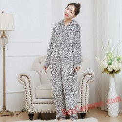 Adult Bear Kigurumi Onesie Pajamas Cosplay Costumes