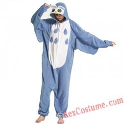 Adult Owl Kigurumi Onesie Pajamas Cosplay Costumes