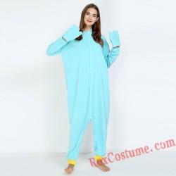 Adult Platypus Kigurumi Onesie Pajamas Cosplay Costumes