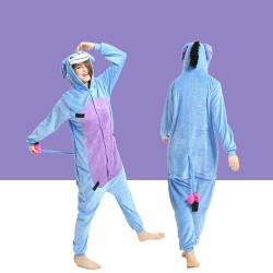 Adult Donkey Kigurumi Onesie Pajamas Cosplay Costumes