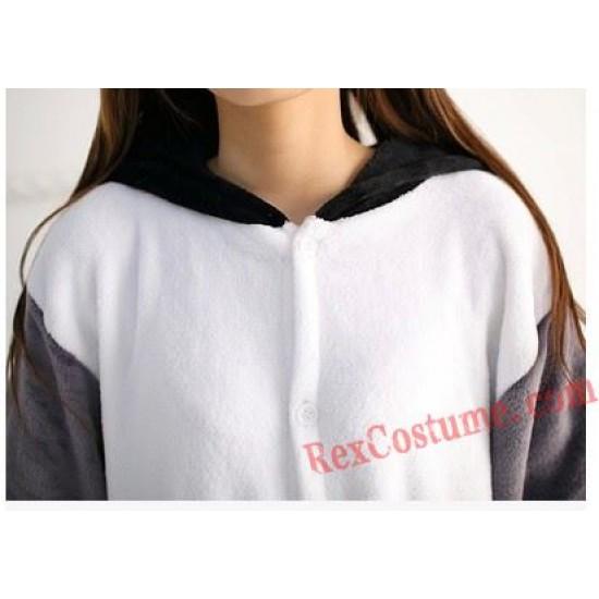 Penguin Kigurumi Onesie Pajamas Cosplay Costumes for Adult