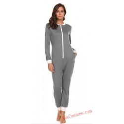 Women Onesies Pajamas Hoodie Home Wear