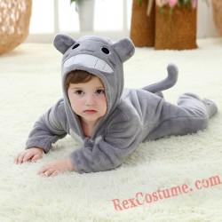 Totoro Baby Infant Toddler Halloween onesies Costumes