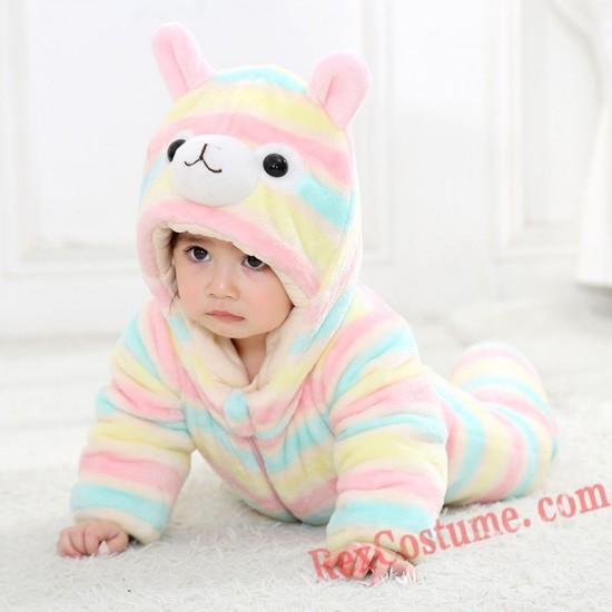 Sheep Baby Infant Toddler Halloween Animal onesies Costumes