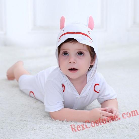 Summer rabbit Baby Infant Toddler Animal onesies Costumes