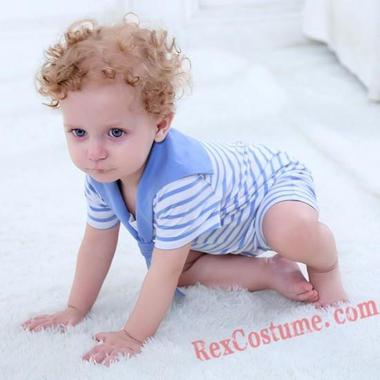 Navy Baby Infant Toddler Halloween onesies Costumes
