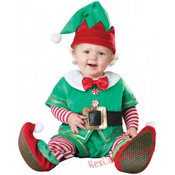 Elf Baby Infant Toddler Halloween onesies Costumes