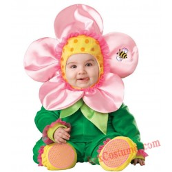 Flower Baby Infant Toddler Halloween onesies Costumes