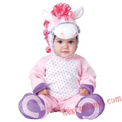 Horse Baby Infant Toddler Halloween Animal onesies Costumes
