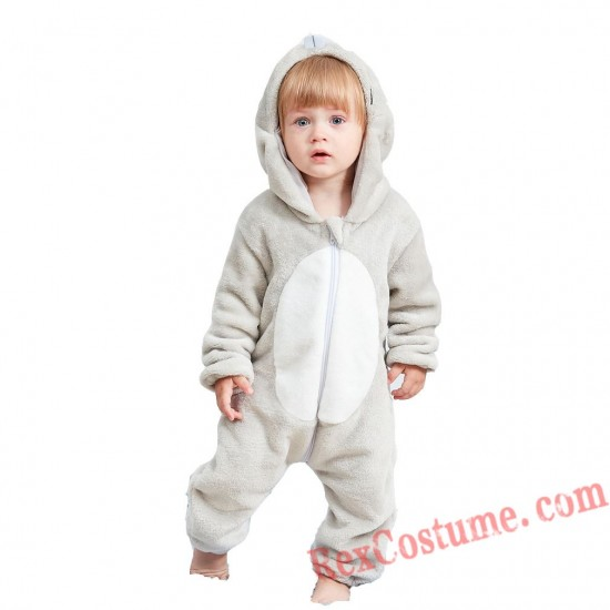 Mouse Baby Infant Toddler Halloween Animal onesies Costumes