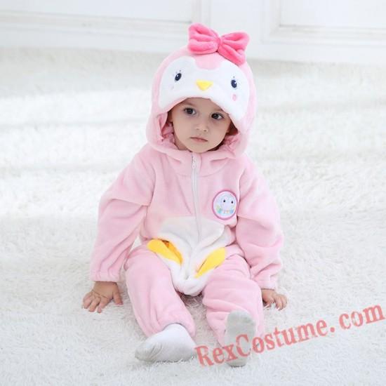 Owl Baby Infant Toddler Halloween Animal onesies Costumes