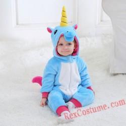 unicorn Baby Infant Toddler Halloween Animal onesies Costumes
