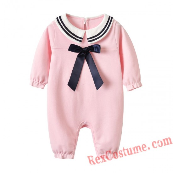 Bow Baby Infant Toddler Halloween onesies Costumes