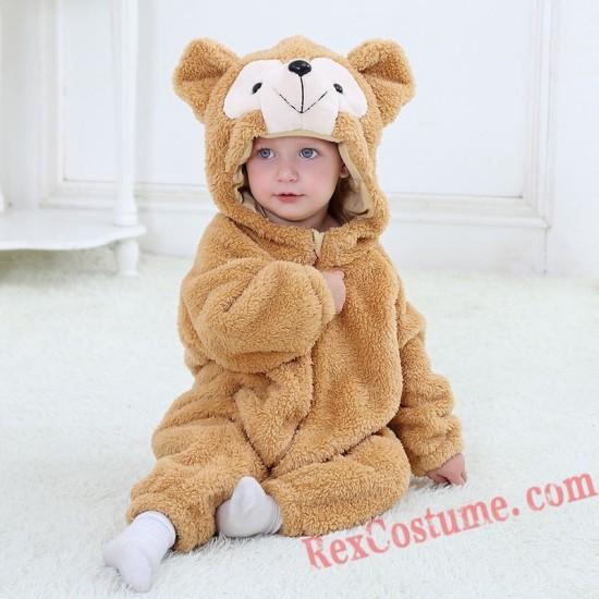 Bear Baby Infant Toddler Halloween Animal onesies Costumes