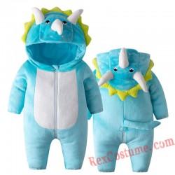Dragon Baby Infant Toddler Halloween Animal onesies Costumes