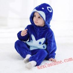 Fish Baby Infant Toddler Halloween Animal onesies Costumes
