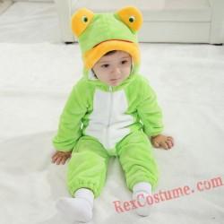 Frog Baby Infant Toddler Halloween Animal onesies Costumes