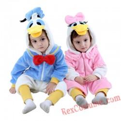 Duck Baby Infant Toddler Halloween Animal onesies Costumes