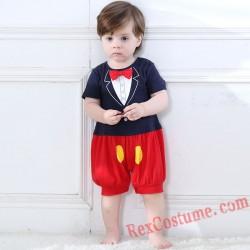 gentleman Baby Infant Toddler Halloween onesies Costumes