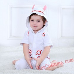 Summer rabbit Baby Infant Toddler Animal onesies Costumes