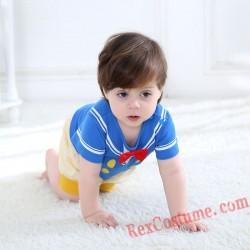 Navy Baby Infant Toddler Halloween Animal onesies Costumes