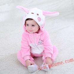 Rabbit Baby Infant Toddler Halloween Animal onesies Costumes