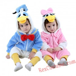 Duck Baby Infant Toddler Halloween Animal onesies Costumes