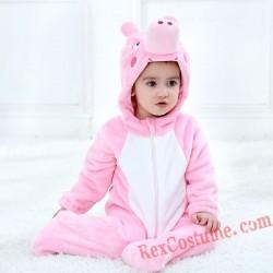 Pig Baby Infant Toddler Halloween Animal onesies Costumes