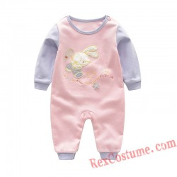 Rabbit Baby Infant Toddler Halloween Animal onesies Costumes