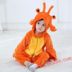 Lobster Baby Infant Toddler Halloween Animal onesies Costumes