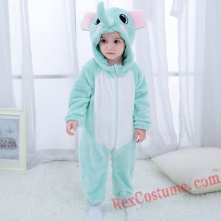 Elephant Baby Infant Toddler Halloween Animal onesies Costumes