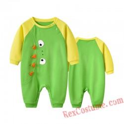 Dinosaur Baby Infant Toddler Halloween Animal onesies Costumes