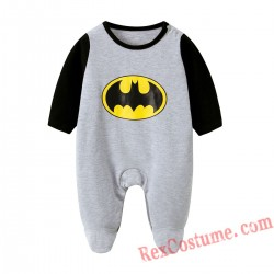 Batman Baby Infant Toddler Halloween onesies Costumes