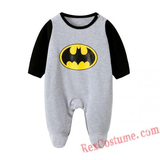 Batman Baby Infant Toddler Halloween onesies Costumes