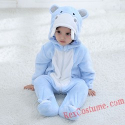 hippo Baby Infant Toddler Halloween Animal onesies Costumes
