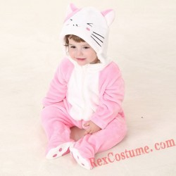 Hellokitty Cat Baby Infant Toddler Halloween onesies Costumes