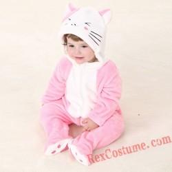 Hellokitty Cat Baby Infant Toddler Halloween onesies Costumes