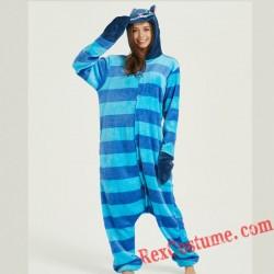 Cheshire Cat Kigurumi Onesies Cheshire Cat Costumes