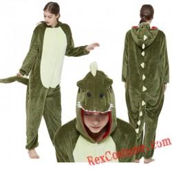 Dinosaur Kigurumi Onesies Dinosaur Costumes for Adults