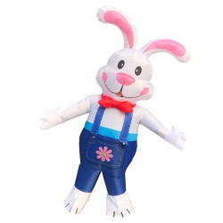 Easter Bunny Rabbit Inflatable Costume Easter Costume