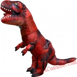 Dinosaur T REX Inflatable Costume