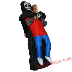 Horrible Death Catch Inflatable Costume