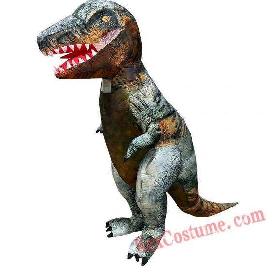 Adult Dinosaur Inflatable Costume Halloween Costume