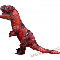 Dinosaur T REX Inflatable Costume