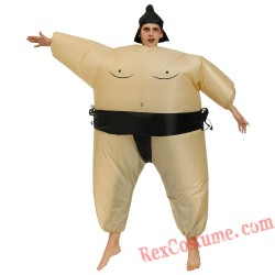 Adult Sumo Inflatable Costume