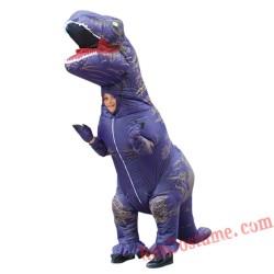 Adult Inflatable Dinosaur Jurassic World T REX Costume