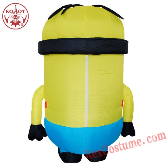 Double Minion Inflatable Costume