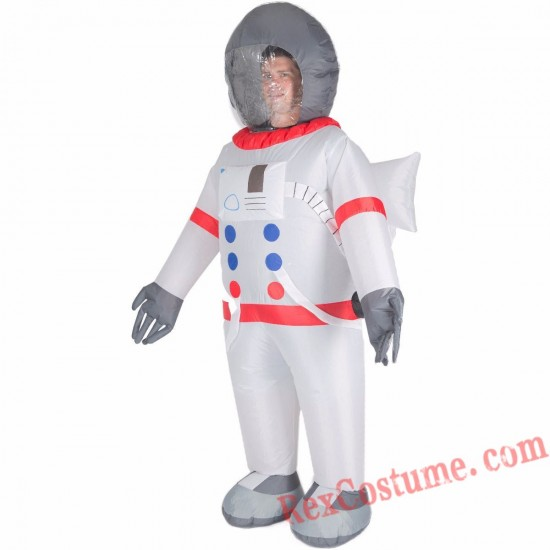 Adult Inflatable blow up Spaceman Costume